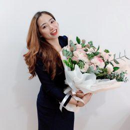 Ms Trân – Cty Kỹ Nghệ Gỗ Việt